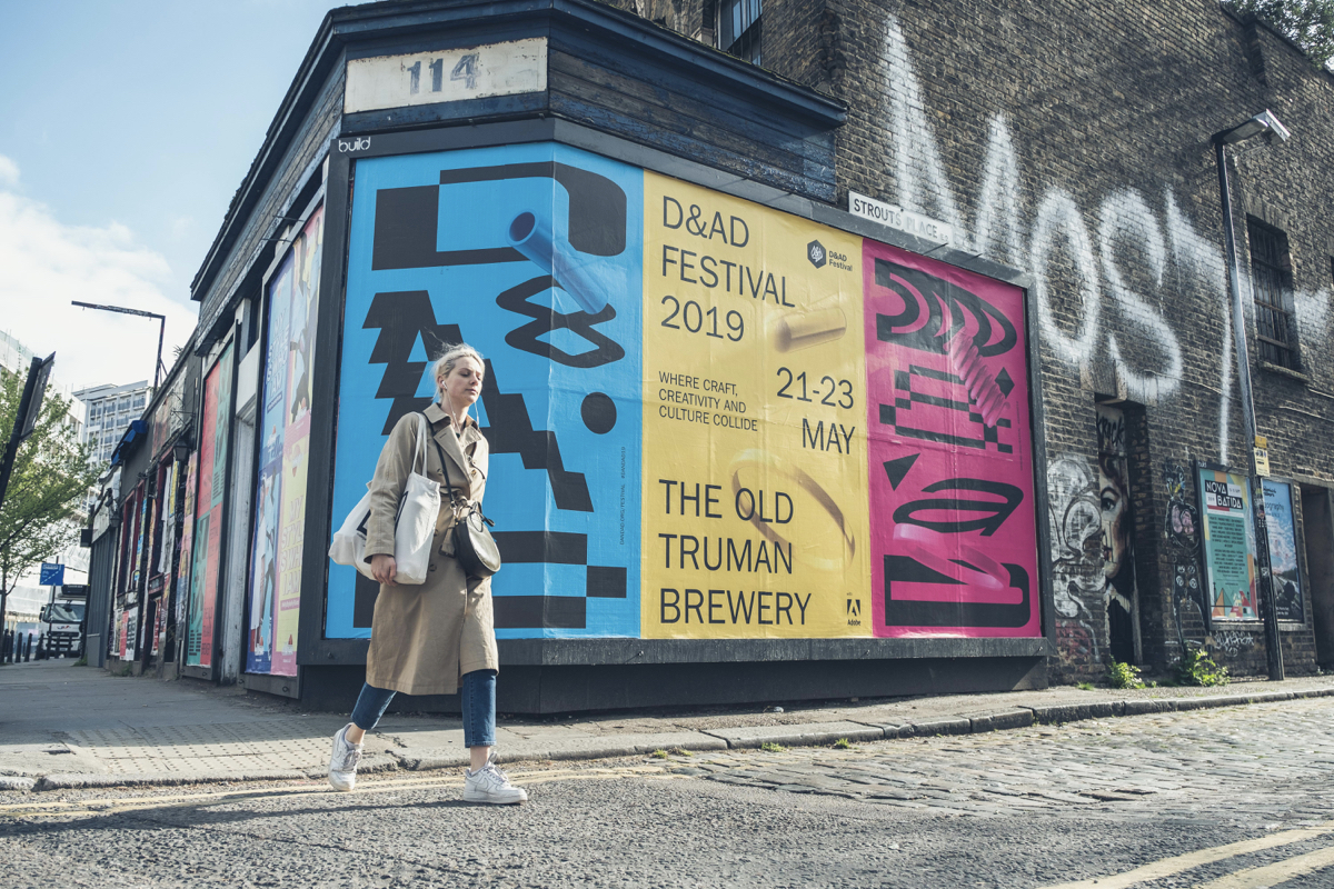 Partnering with D&AD