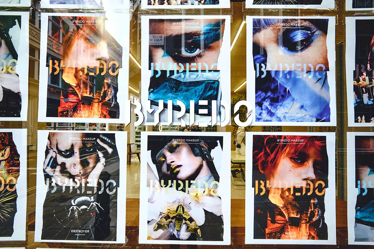 Byredo - Space Branding - JACK