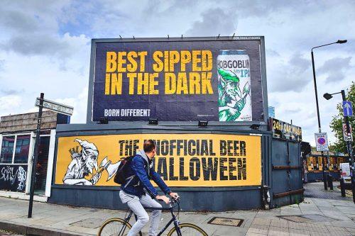 Hobgoblin: The unofficial beer of Halloween