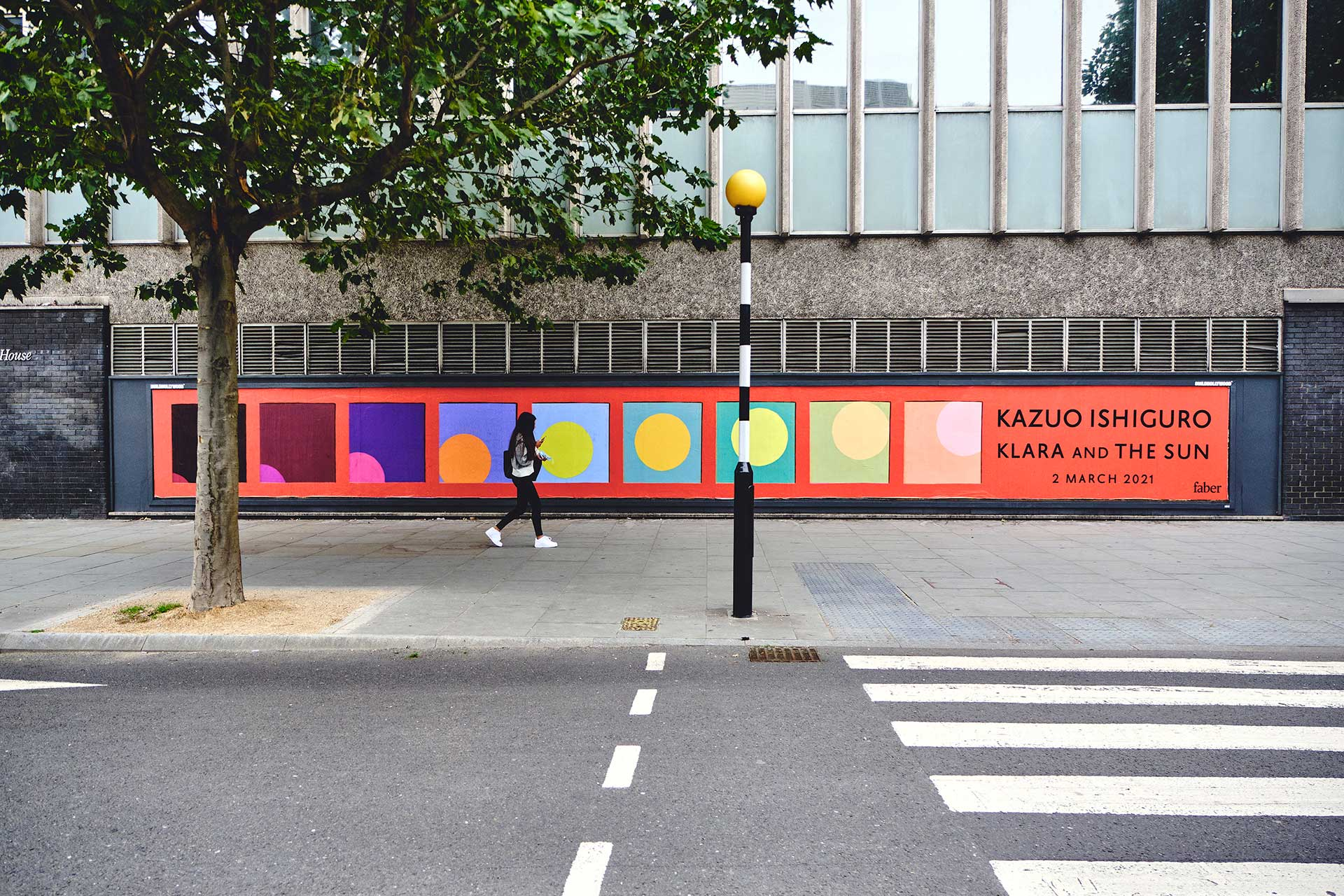 Klara and the Sun: Kazuo Ishiguro - Street Posters - JACK ARTS