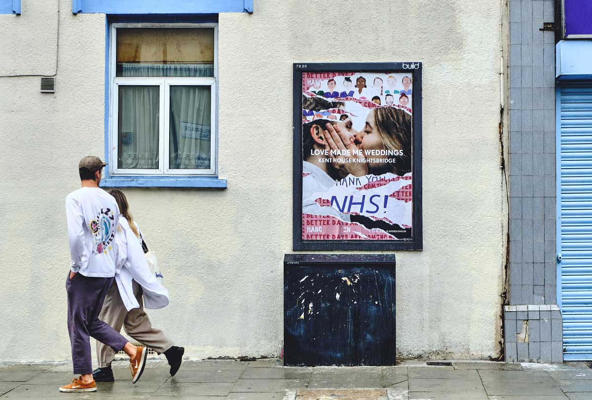 One Lucky NHS Worker Can Win a Free Wedding