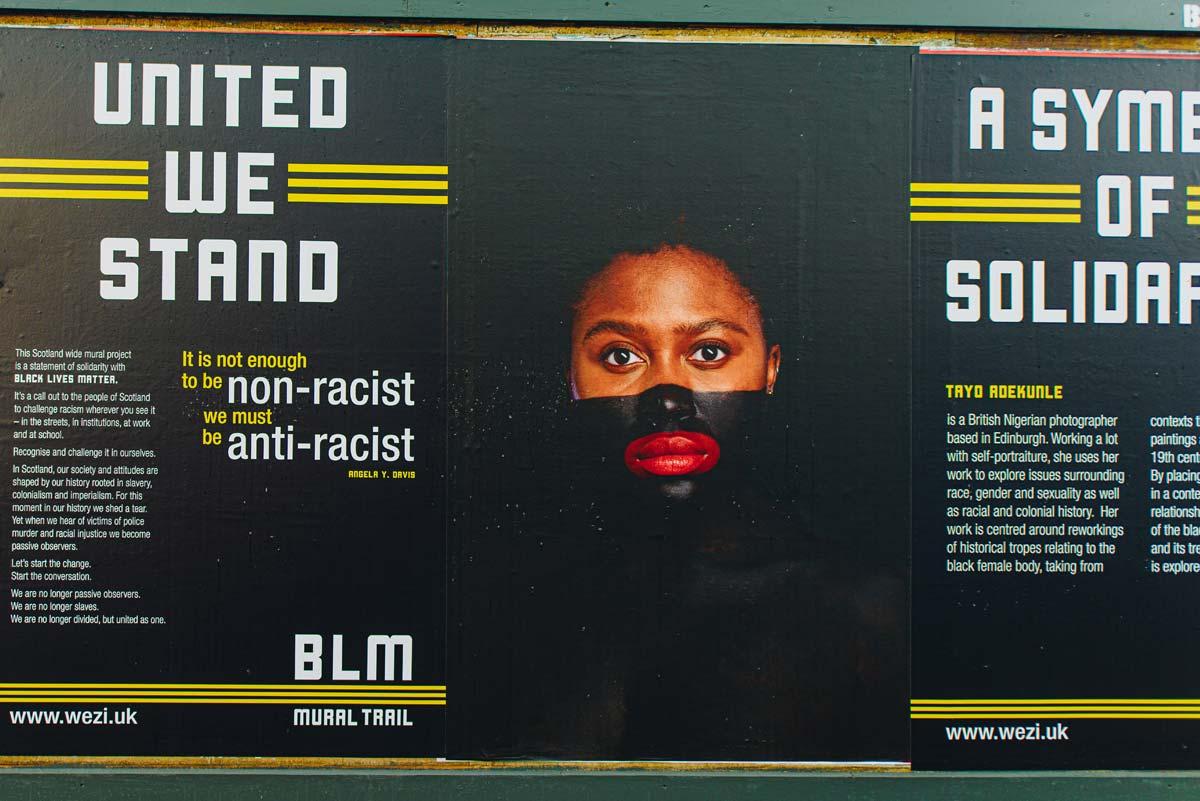 Black Lives Matter Mural Trail