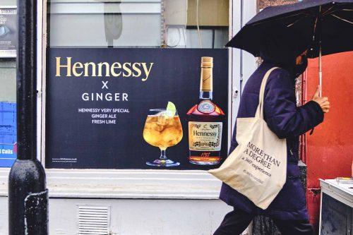 Hennessy: Corner Shops