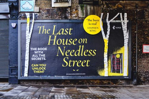 The Last House on Needless Street: Catriona Ward