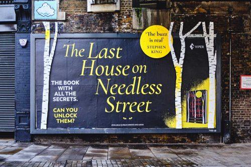The Last House on Needless Street: Catriona Ward