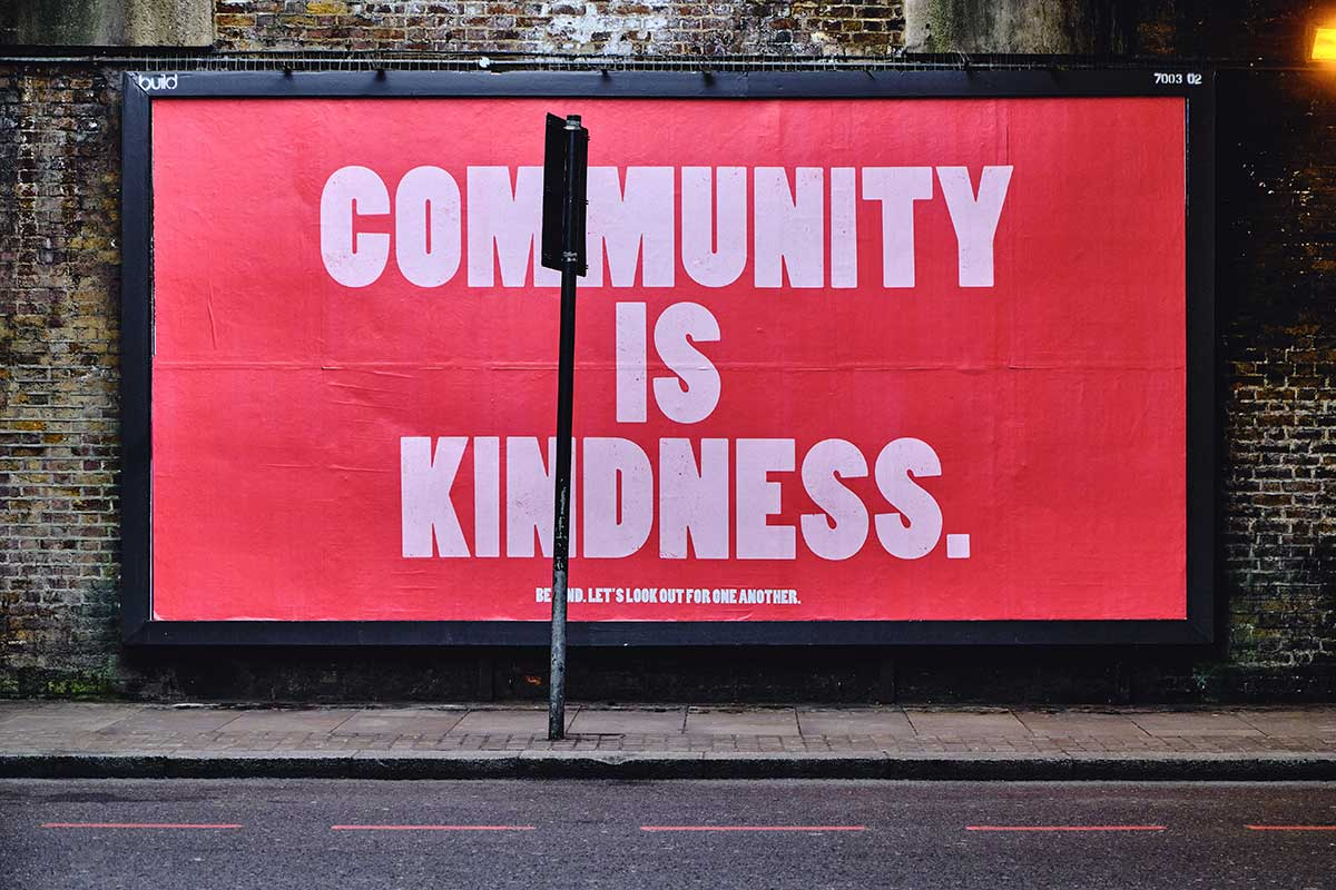 Community is Kindness - BUILDHOLLYWOOD