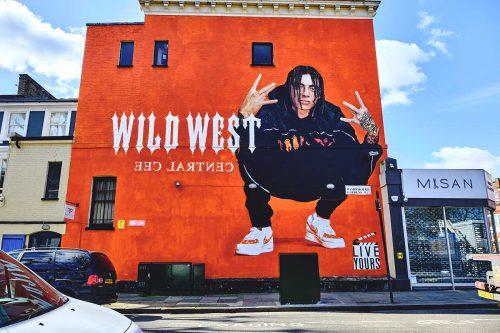 Central Cee: Wild West