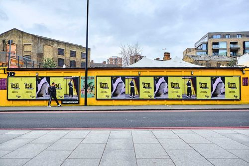 Dr. Martens: 1461 Iced Shoe - Street posters - JACK