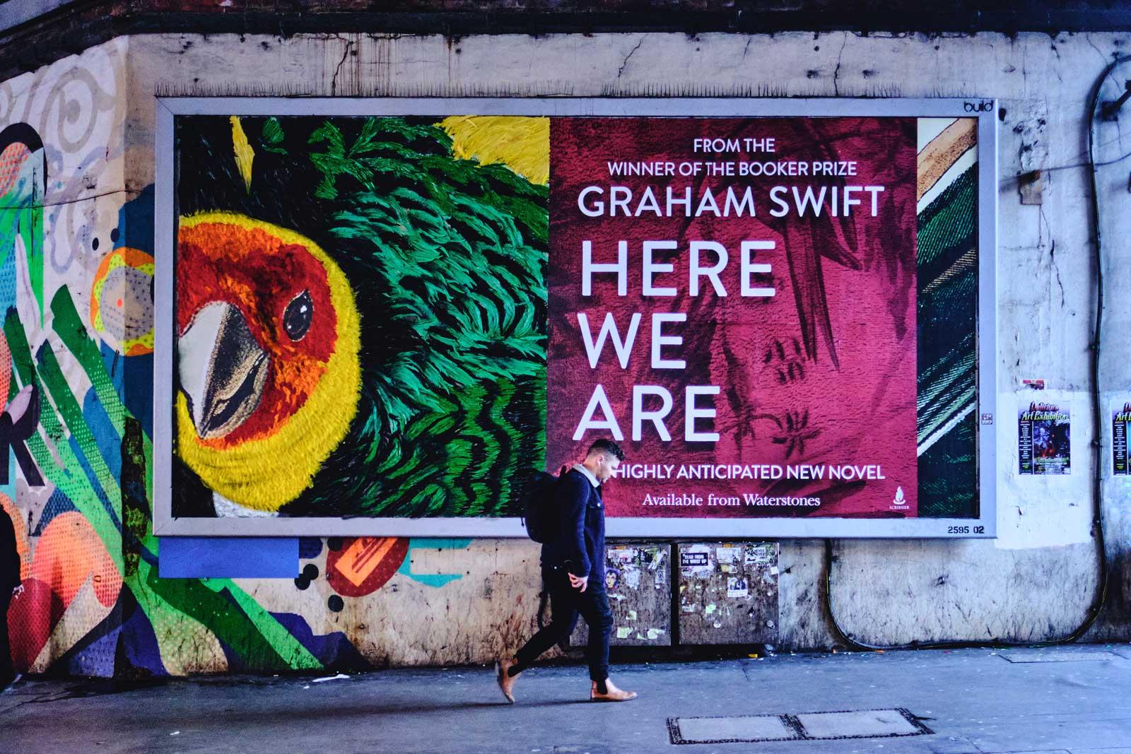 Here We Are: Graham Swift