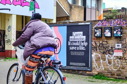 Naloxone: The Hidden Lifesaver - Street posters - JACK