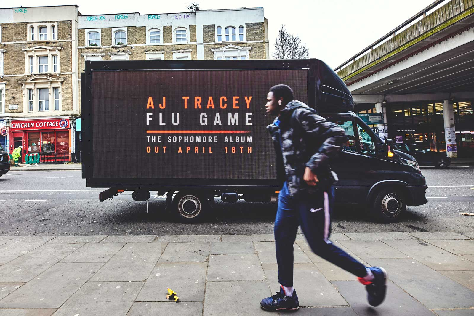 AJ Tracey: Flu Game