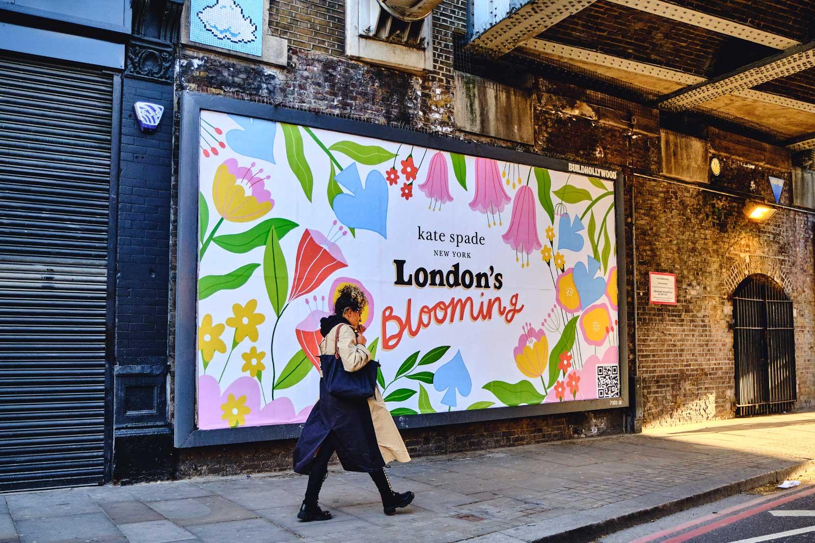 Kate Spade: London's Blooming - JACK