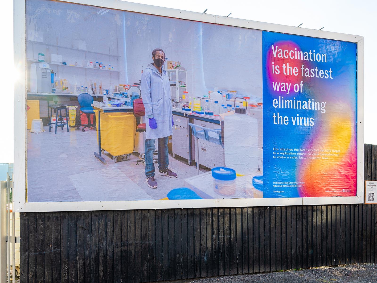Vaccine Bristol: Tom Skipp
