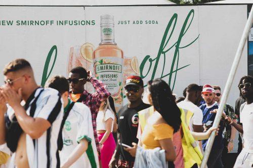 Smirnoff Infusions: 2019
