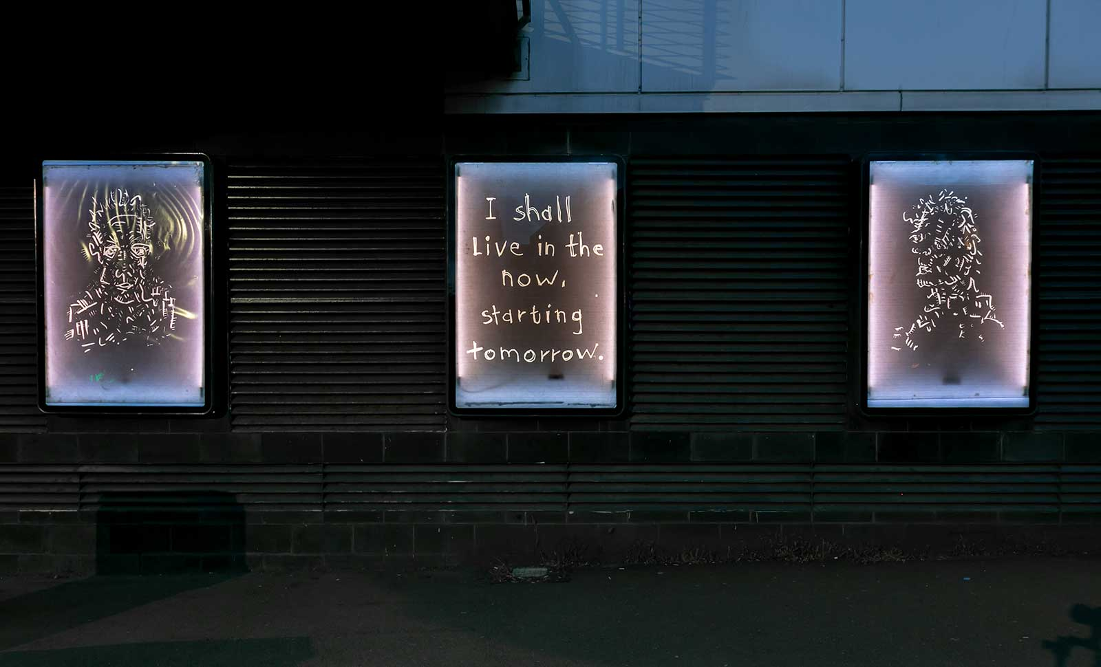 Illuminating West Graham Street with Martin Gray, Sam Wagner and Roderick Abercrombie Smith