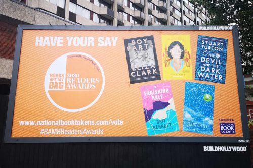 Books Are My Bag: 2020 Readers Awards