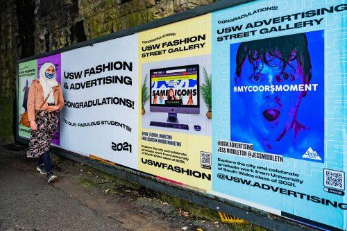 USW Fashion & Advertising: Congradulations