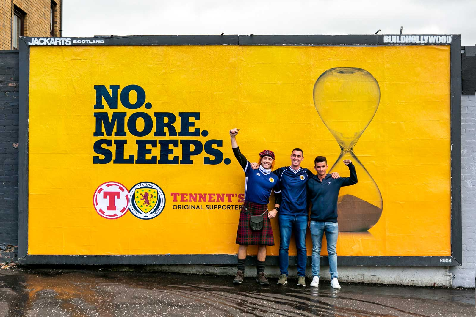 Tennent's Lager: EURO 2020