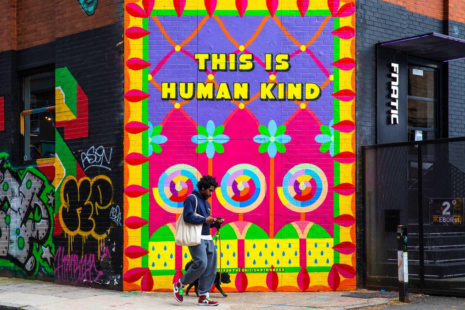 British Red Cross and Yinka Ilori: This is Human Kind