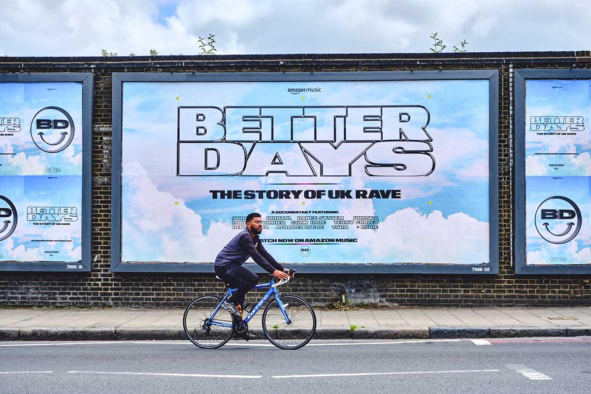Amazon Music: Better Days