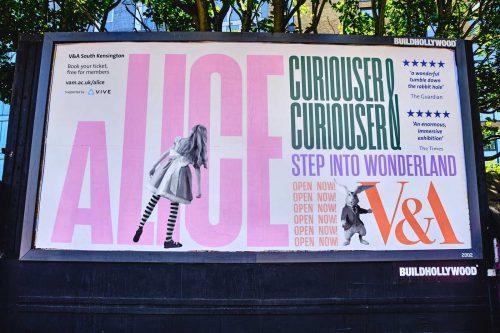 V&A: Alice: Curiouser and Curiouser