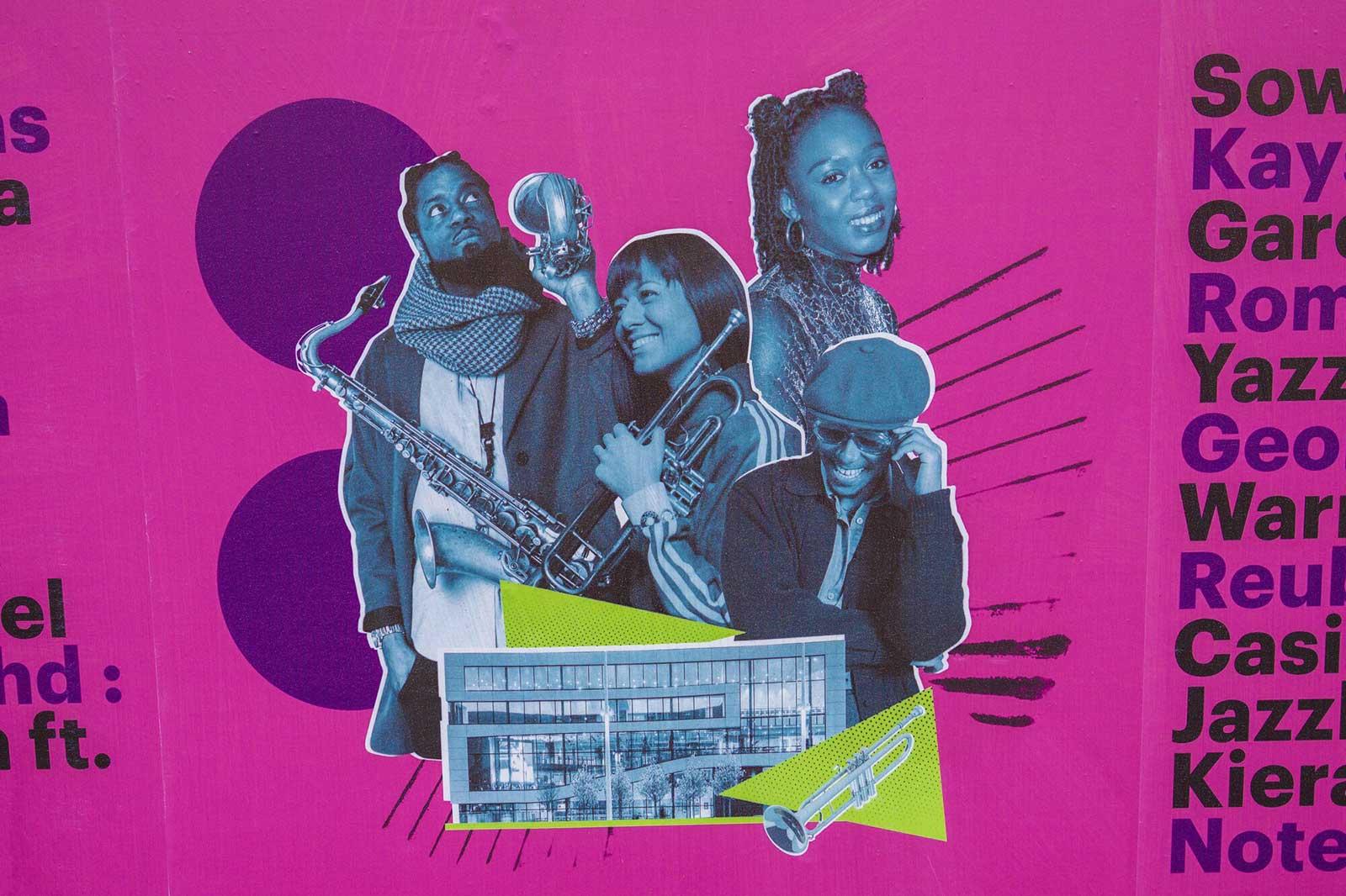 B:Music - Street Posters - Birmingham