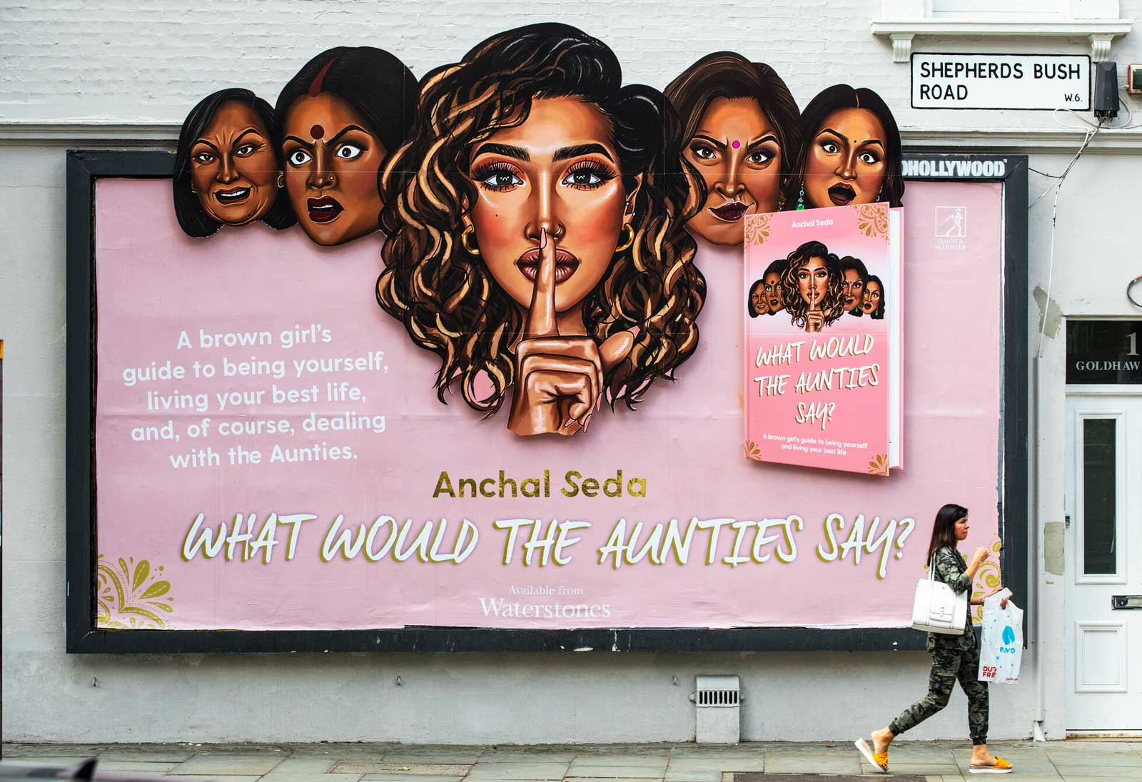 What Would the Aunties Say?: Anchal Seda