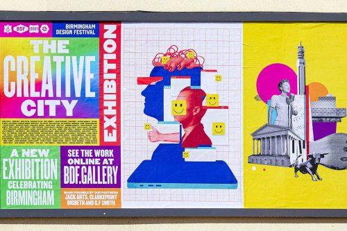 Birmingham Design Festival: The Creative City