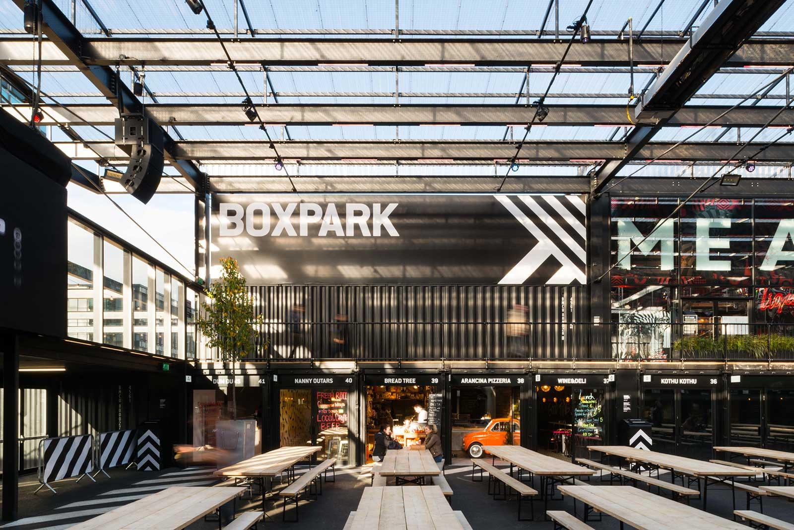 BOXPARK - Brinkworth