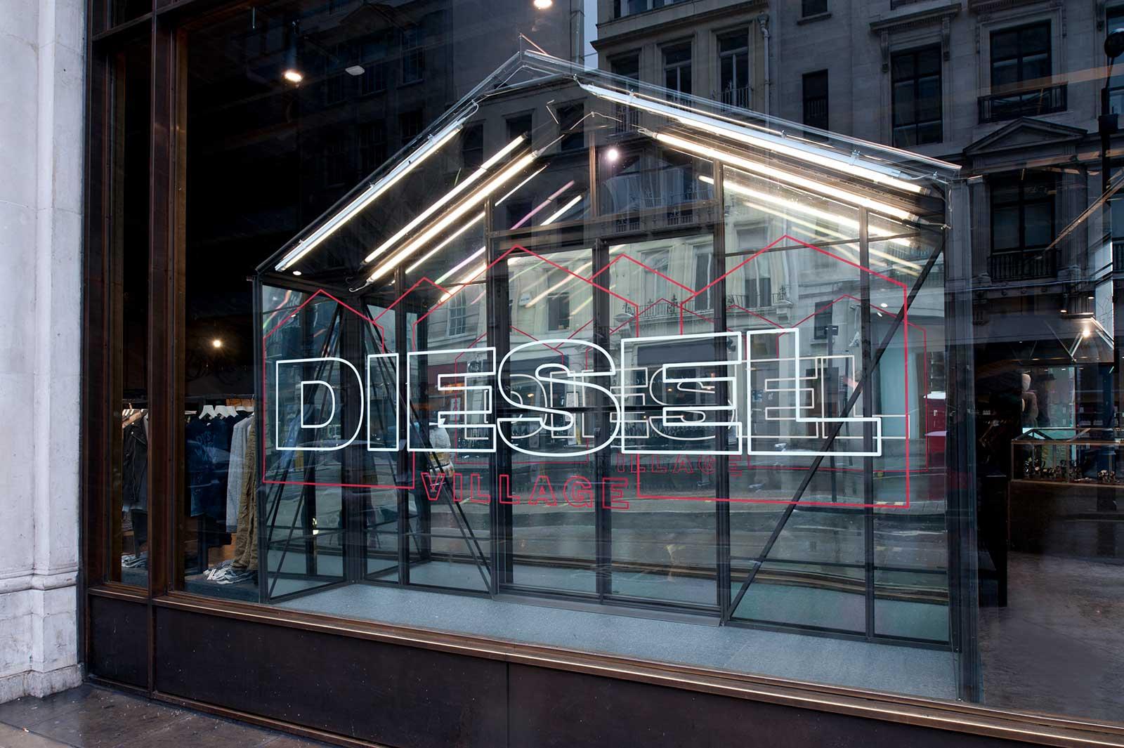 Diesel Village - Brinkworth