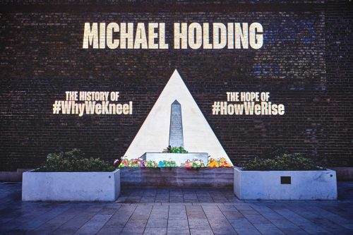 Why We Kneel, How We Rise: Michael Holding