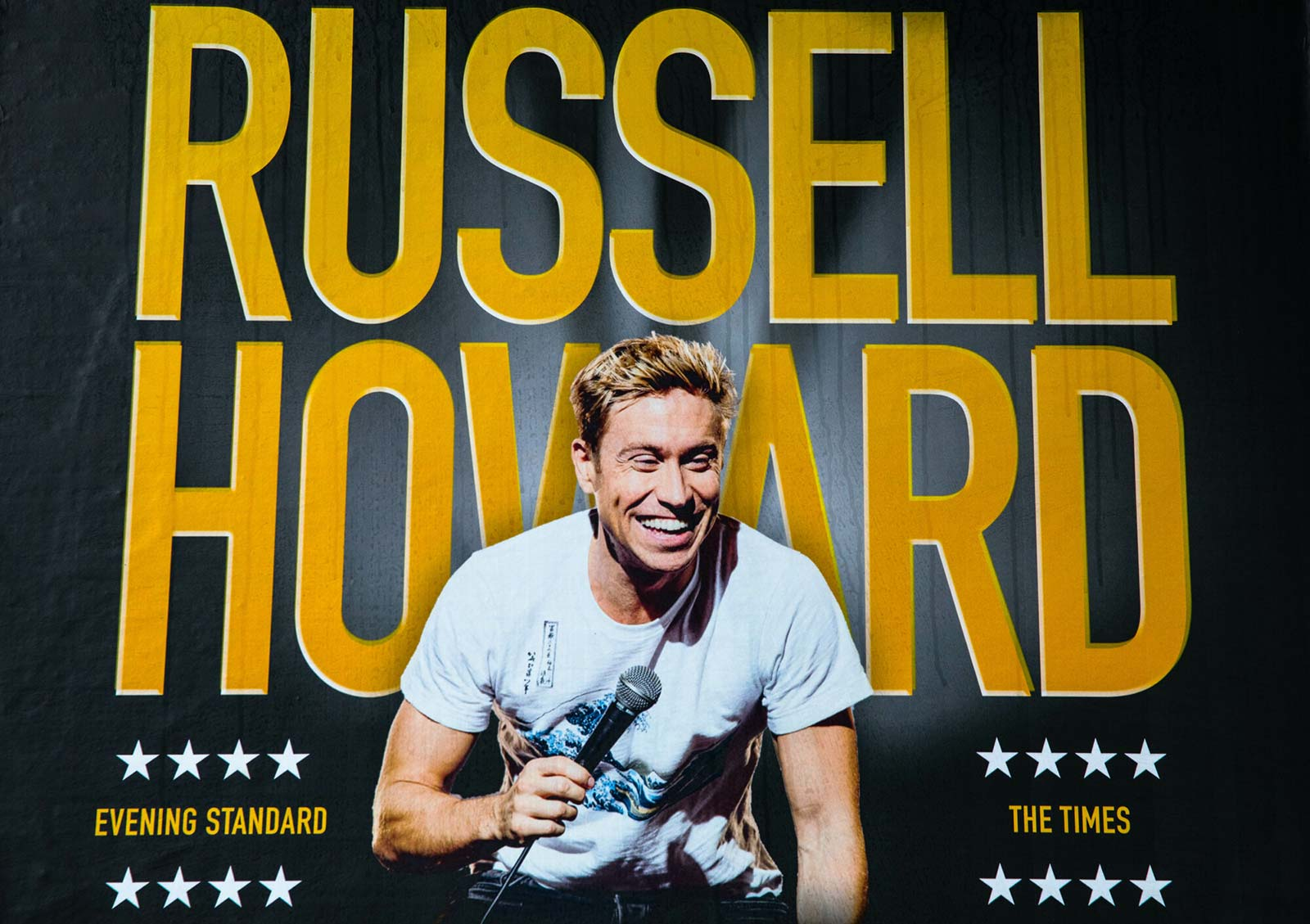 Russell Howard: Respite tour